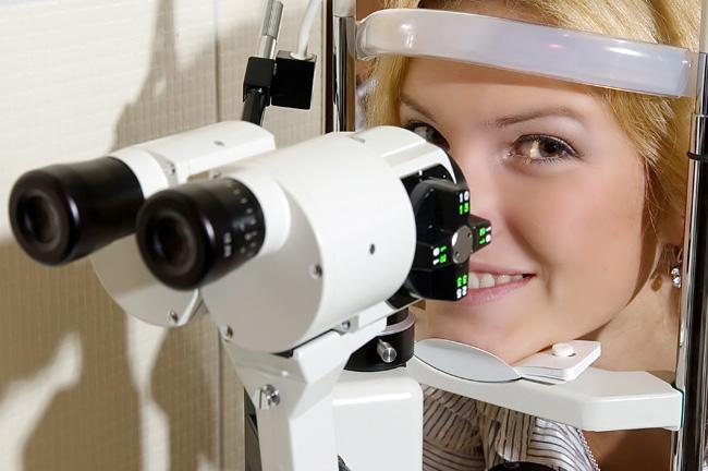 Расфокусировка зрения лечение