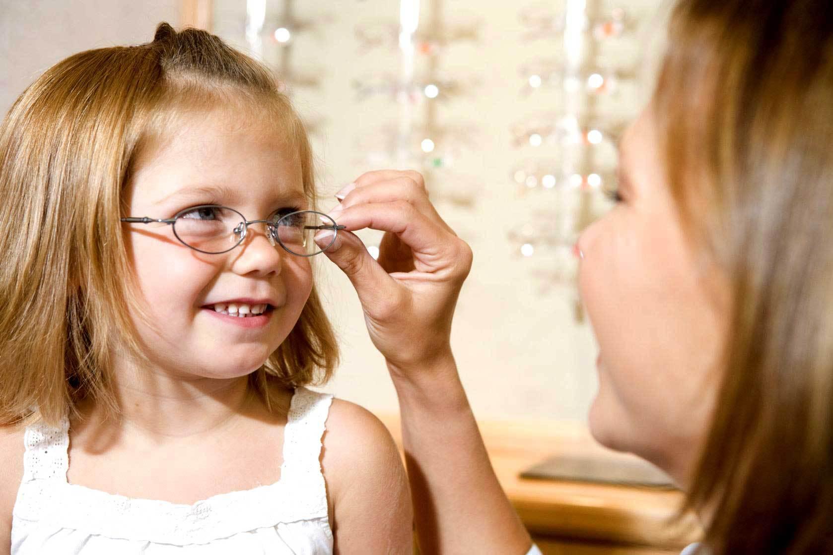 Как лечат близорукость у детей