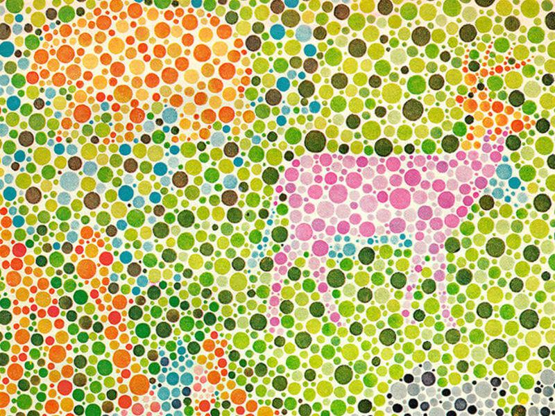 Картинки на цветовую слепоту
